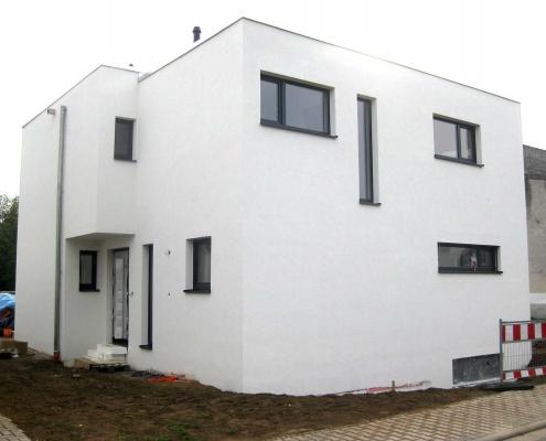 Neubau eines Einfamilienhauses – Worms Weinsheim