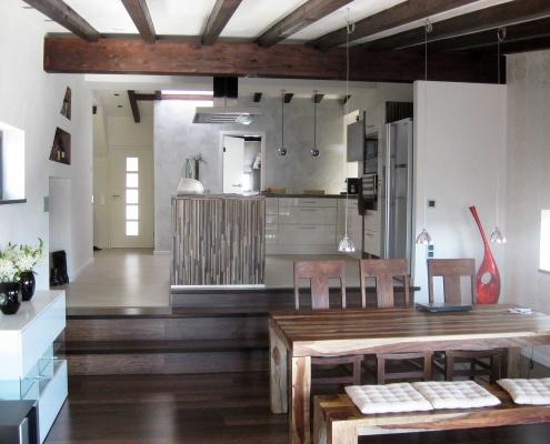 Sanierung und Modernisierung eines Wohnhauses – Worms