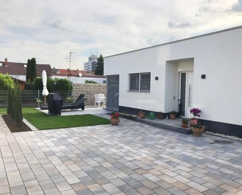 Neubau Bungalow - Lampertheim
