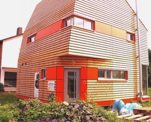 Neubau eines Einfamilienhauses – Worms