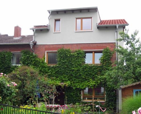 Aufstockung eines Wohnhauses in Holzbauweise – Lampertheim
