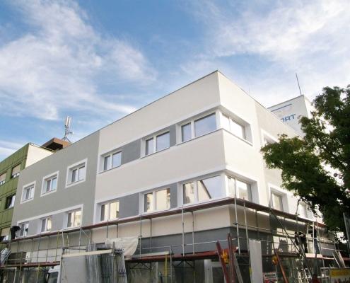 Umbau und Sanierung eines Kaufhauses – Bürstadt